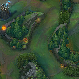 Summoners Rift :: League Of Legends :: Interactive Squad Map